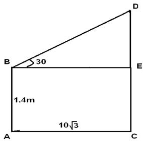 Height & Distance Solution 8