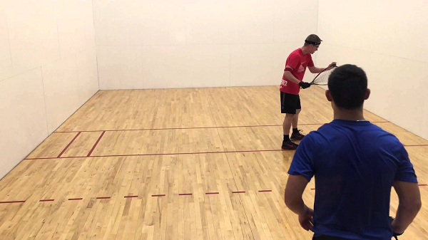 Racquetball How To Play