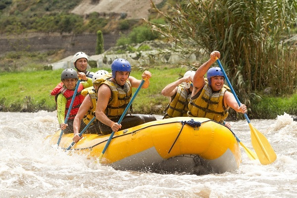 Rafting and Canoeing