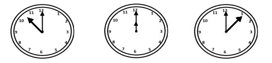 Clock Coincide