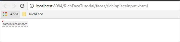 Inline Edit Option