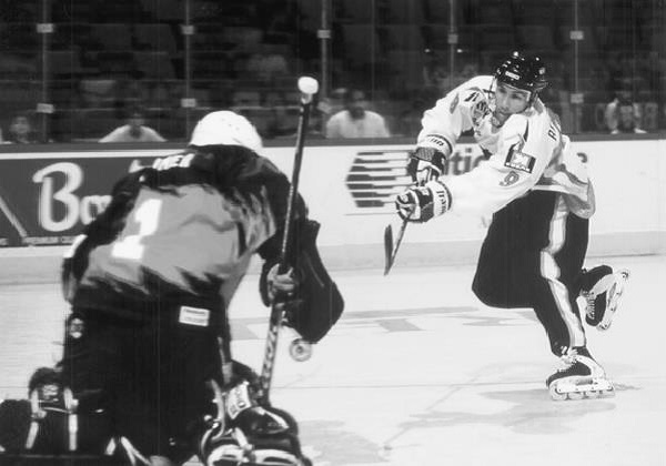 History of Roller Hockey