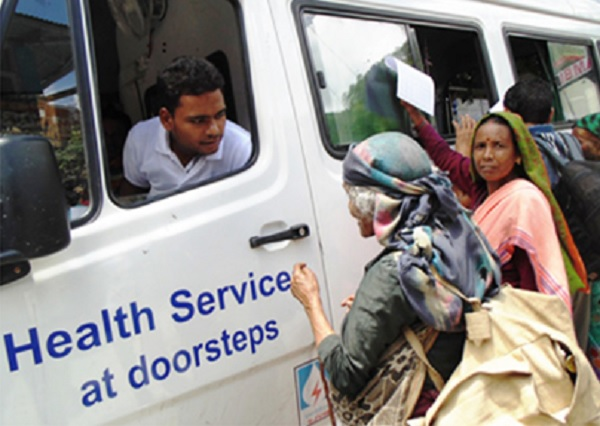 Primary Health Services at Door Steps