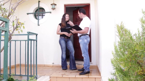 Sales and distribution management methods for Door to door salesman