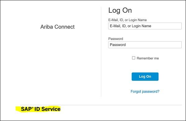 SAP Ariba - Quick Guide
