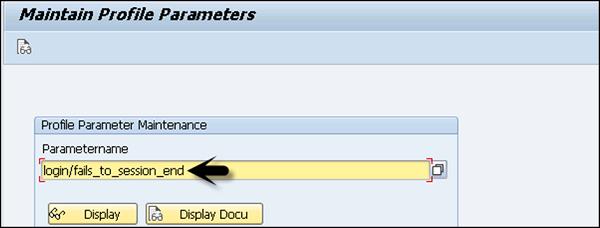 Profile Parameters