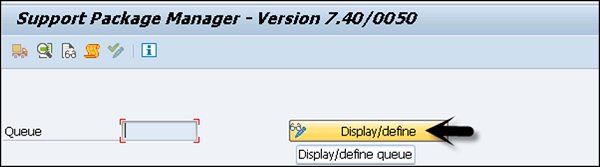 Support Package Manager