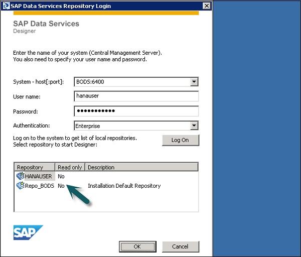 SAP BODS DS Designer Introduction - Sap data mapping