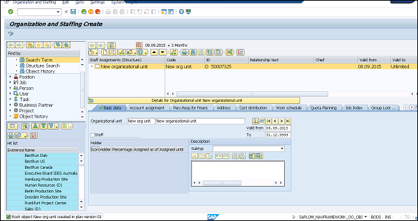SAP Business Creating Workflows