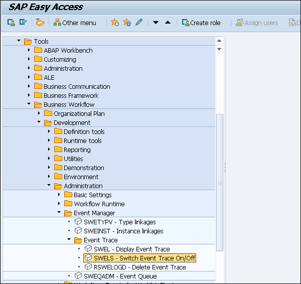 SAP Business Workflow - Quick Guide - Tutorialspoint