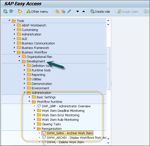 SAP Business Workflow - Quick Guide - Tutorialspoint
