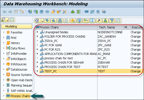 sap bi process chains monitoring Sap bwprocess chains qwhat is a process chain right click on the process you want to monitor ( for example load info package.
