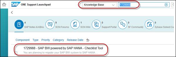 SAP BW on HANA - Quick Guide