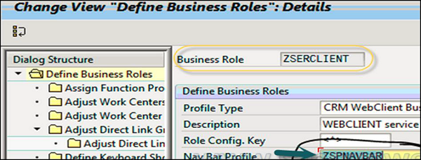 Define Business Role