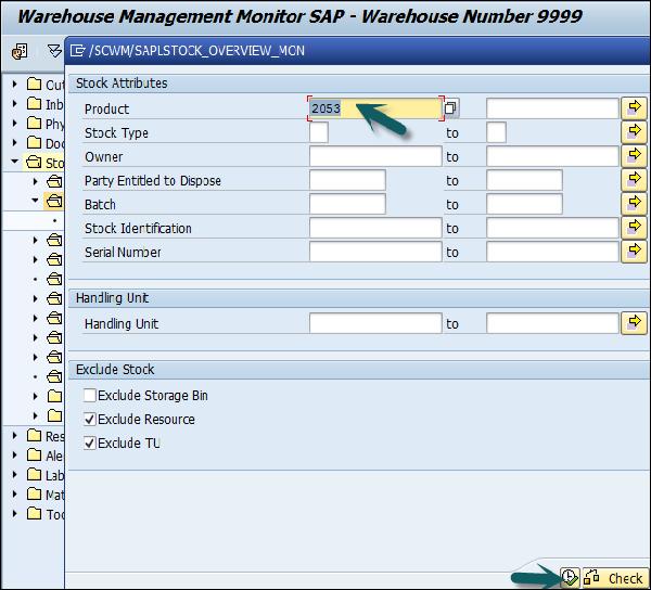 SAP EWM - Replenishment
