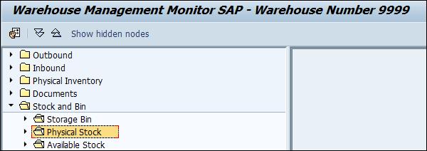 SAP EWM - Physical Inventory - Tutorialspoint