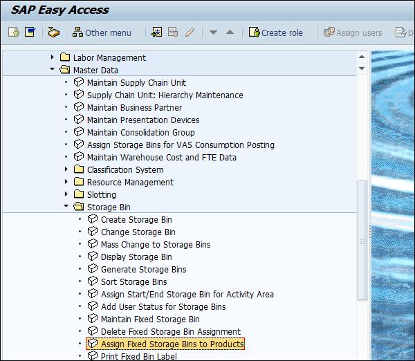 SAP EWM - Replenishment - Tutorialspoint