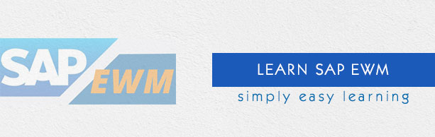 SAP EWM Tutorial
