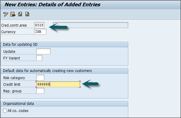 assign company code to chart of accounts in sap fico