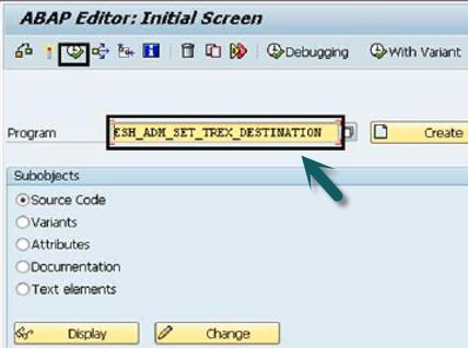 ABAP Editor