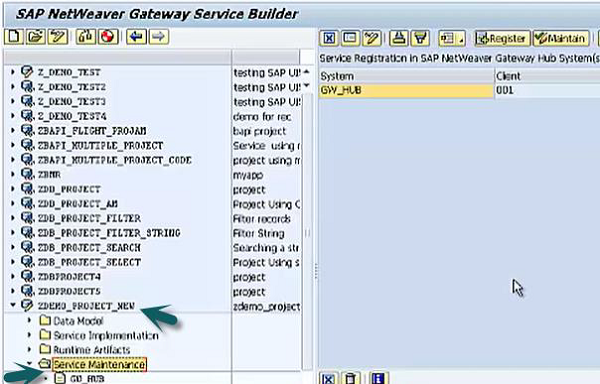 SAP Fiori - OData Services - Tutorialspoint