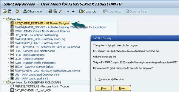 UI Theme Designer