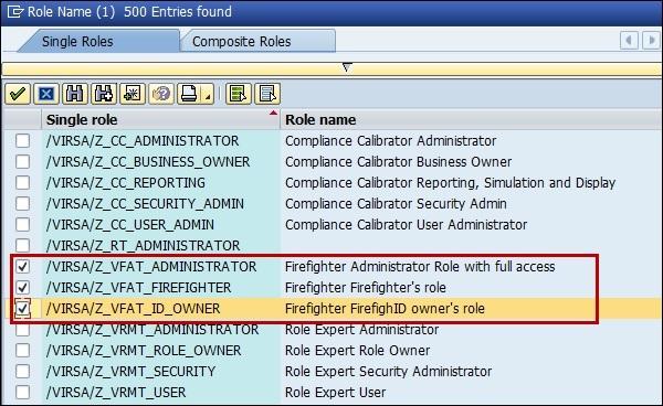 Sap Grc Access Control 10 1 Training Demo S
