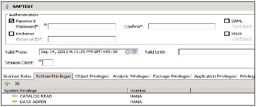Data Admin