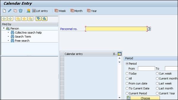 SAP HR - Time Management - Tutorialspoint