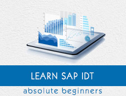SAP IDT Tutorial