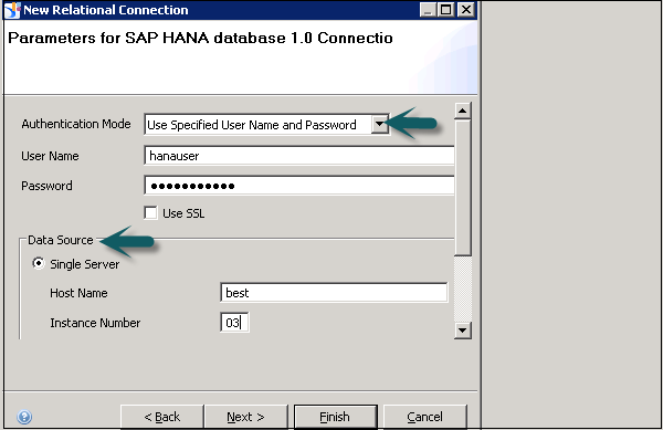 SAP HANA Database