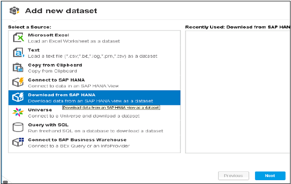 Download From Sap Hana Step1  Sap Hana Resume