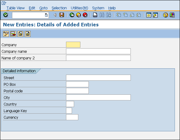 SAP MM - Defining Organizational Structure - Tutorialspoint