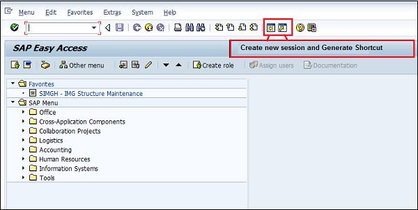 SAP MM - Screen Navigation - Tutorialspoint