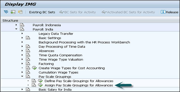 SAP Payroll - Quick Guide - Tutorialspoint