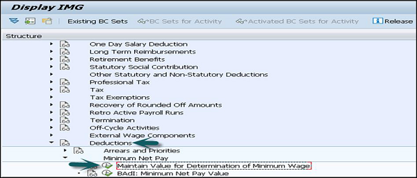 SAP Payroll - Quick Guide