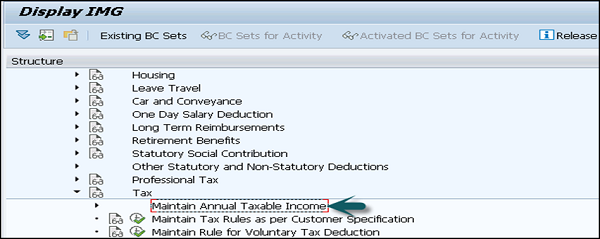 Sap payroll quick guide regular income sciox Choice Image