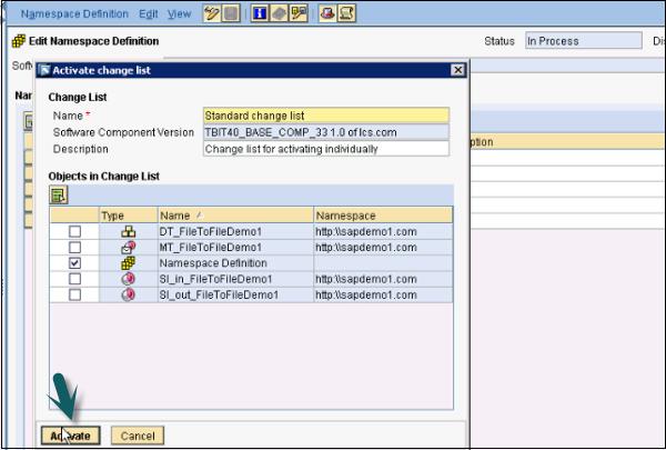 SAP PI - File to File Scenario