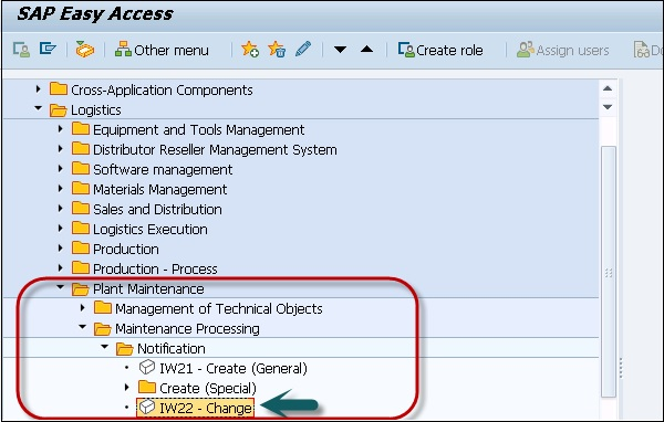 SAP PM - Quick Guide