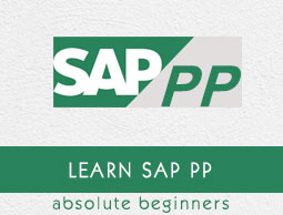SAP PP Tutorial