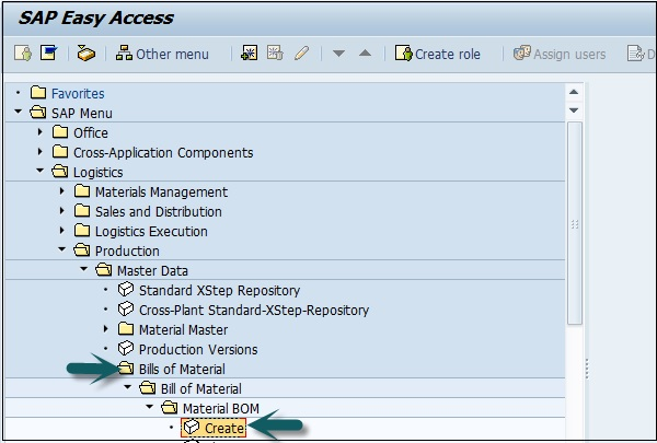 SAP SCM - Master Data - Tutorialspoint