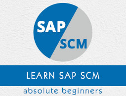 SAP SCM Tutorial
