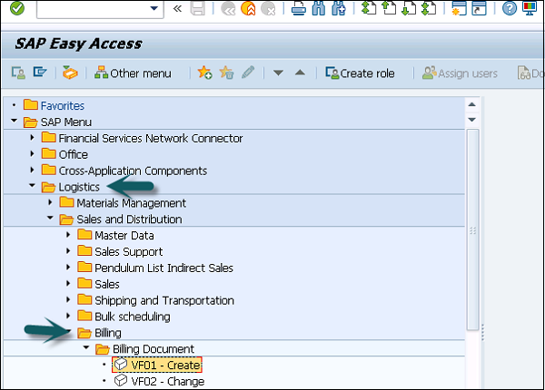 sap sd introduction to billing