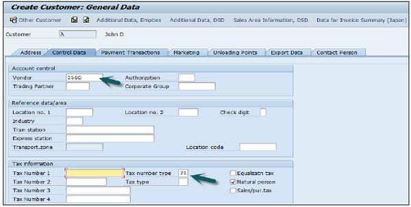 SAP SD - Quick Guide - Tutorialspoint