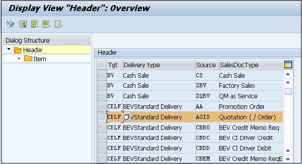 SAP SD - Copy Control - Tutorialspoint