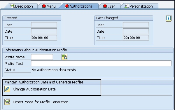 SAP Security - Quick Guide
