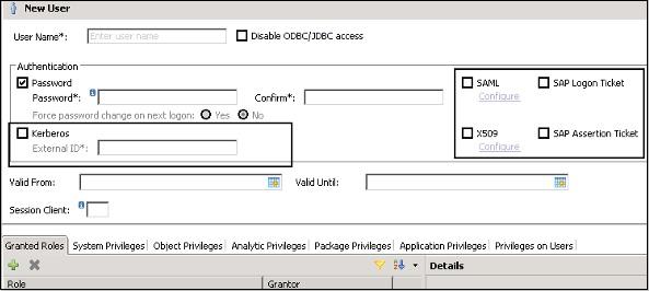 SAP Security - Logon Tickets - Tutorialspoint