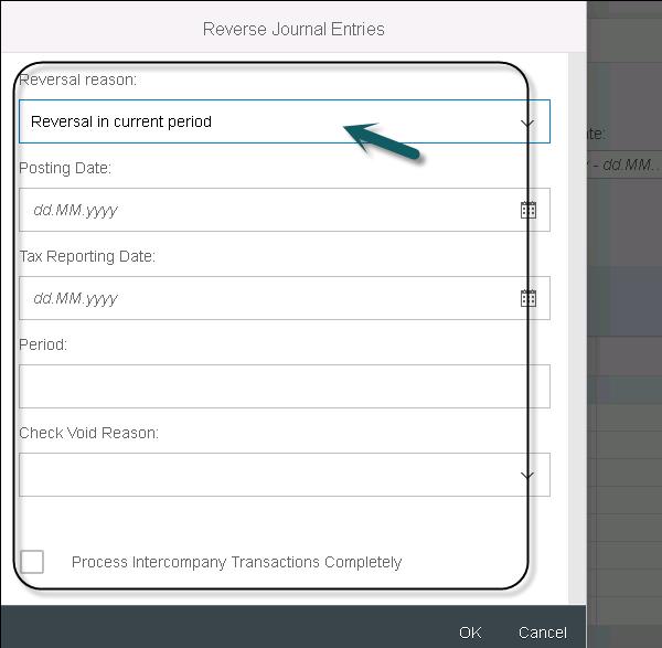 Select Reversal