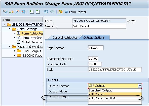 SAP Smart Forms - Applications & Migration - Tutorialspoint