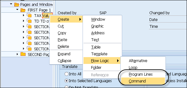 SAP Smart Forms - Quick Guide